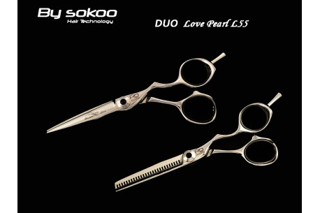 DUO By sokoo Love Pearl L55