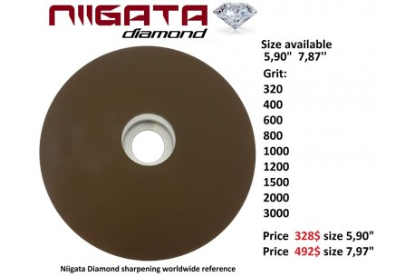Niiagata Diamond Stone 8